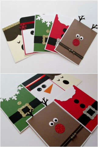 Christmas Note Card Box Set