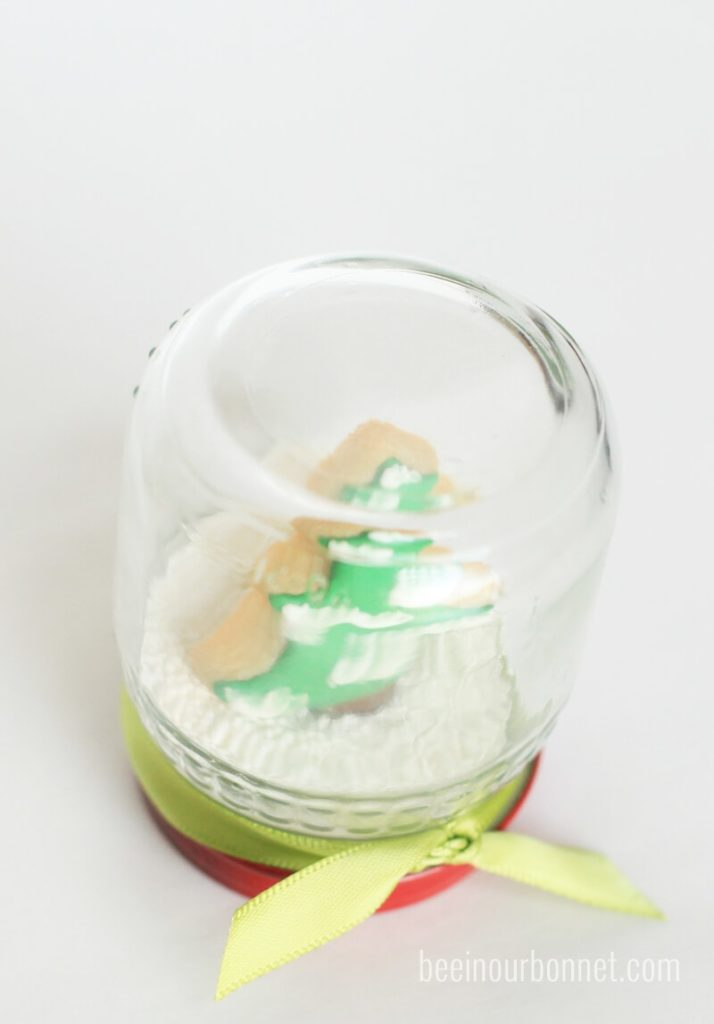 Edible Snowglobes