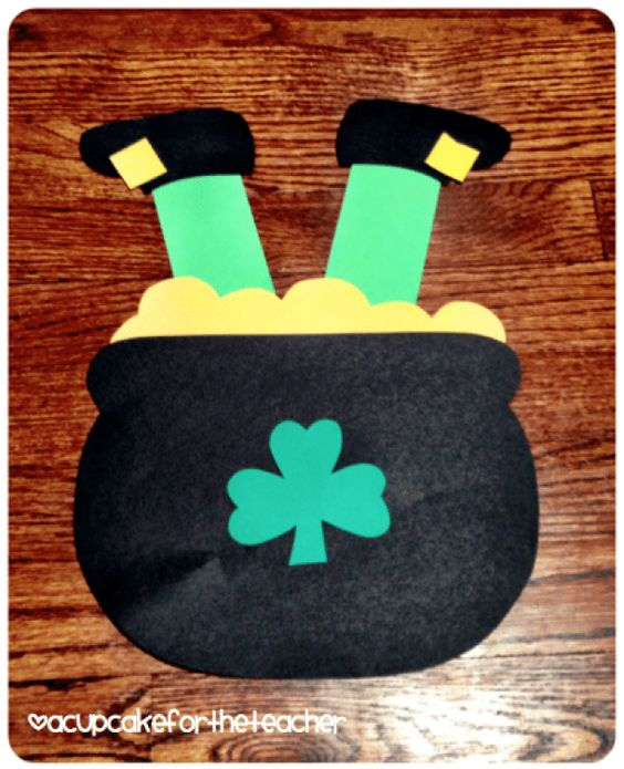 100 St. Patrick's Day Crafts for Kids