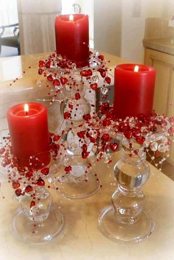 Beads and Candles