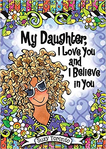 Book – My Daughter, I Love You and I Believe in You