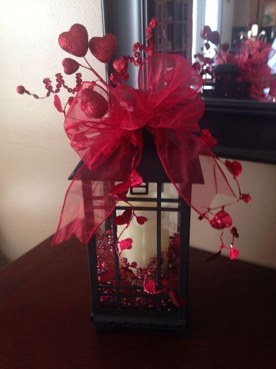 Centerpiece Ideas for Valentine's Day