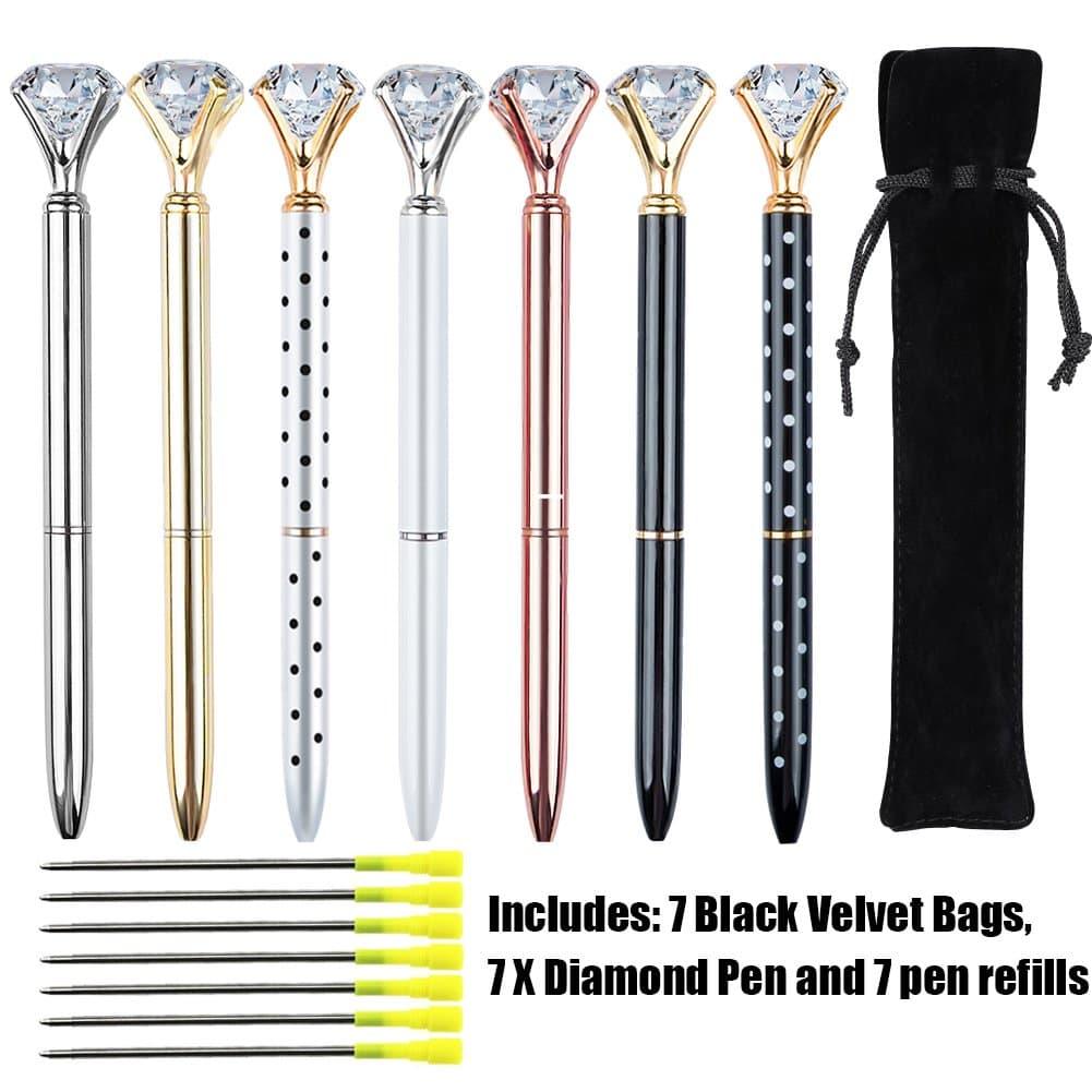 Diamond Ballpoint Pens