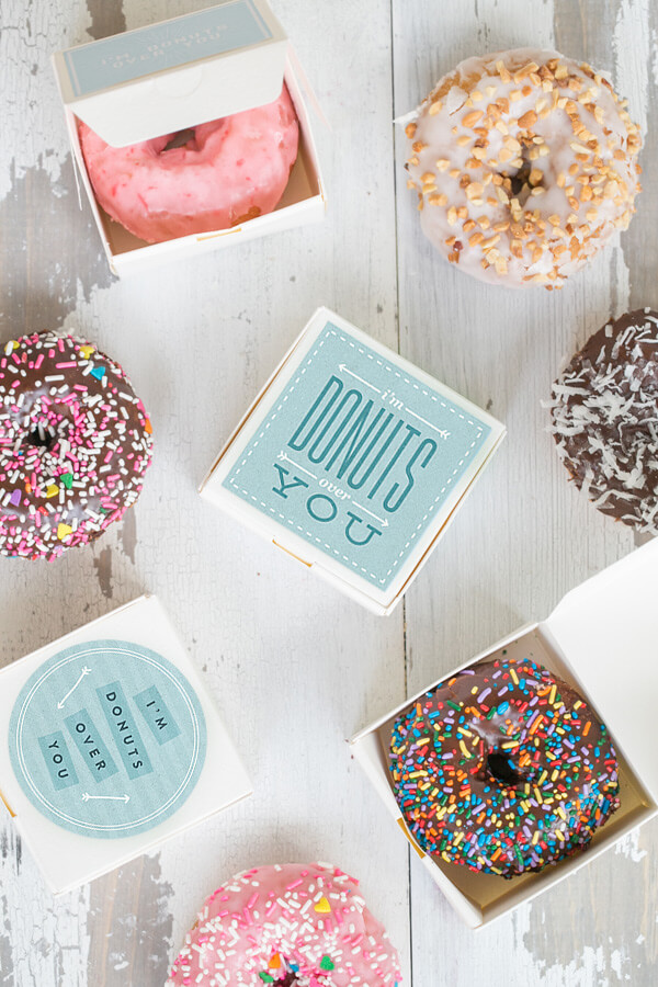 Donuts Card