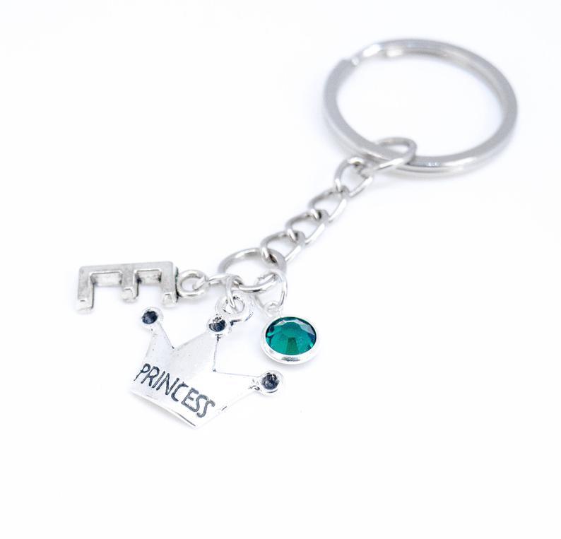 Fairy Crown Keychain