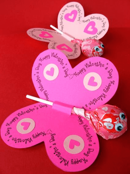 Lollipop Lover Card
