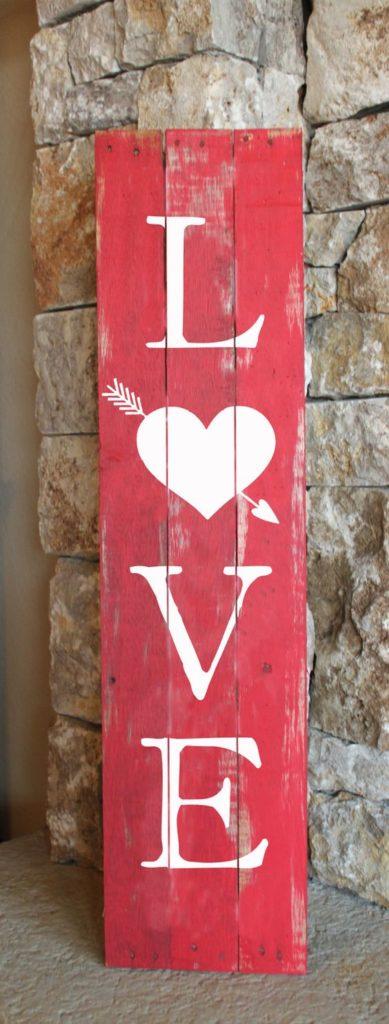 Love Reclaimed Wood Board
