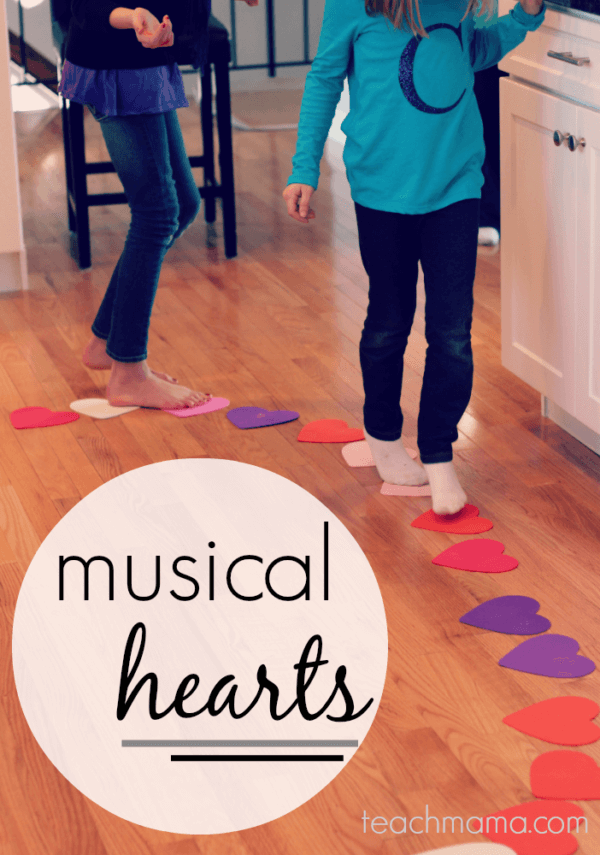 Musical Heart Game
