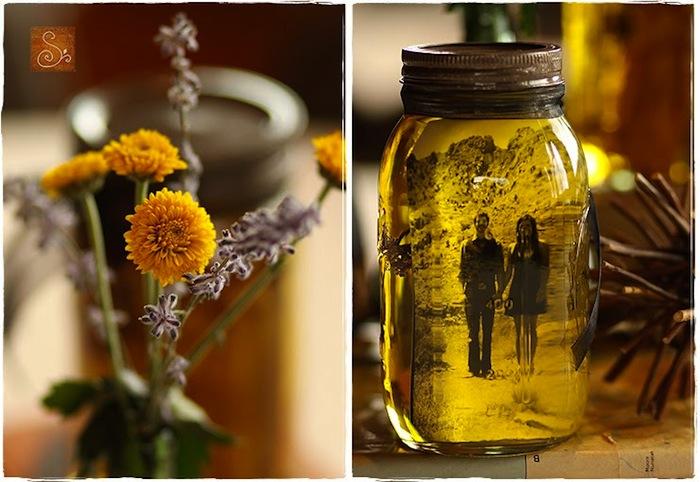 Picture jar