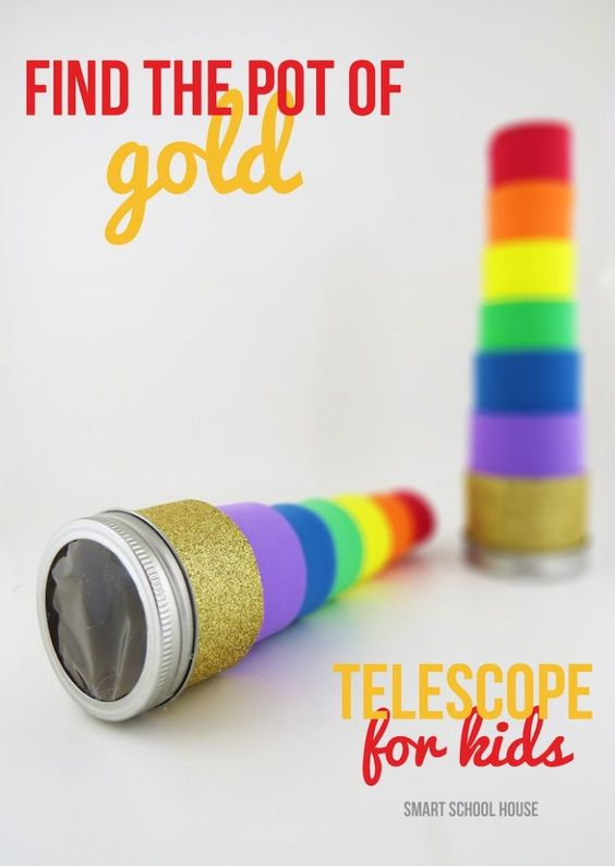 Pot of Gold Telescope