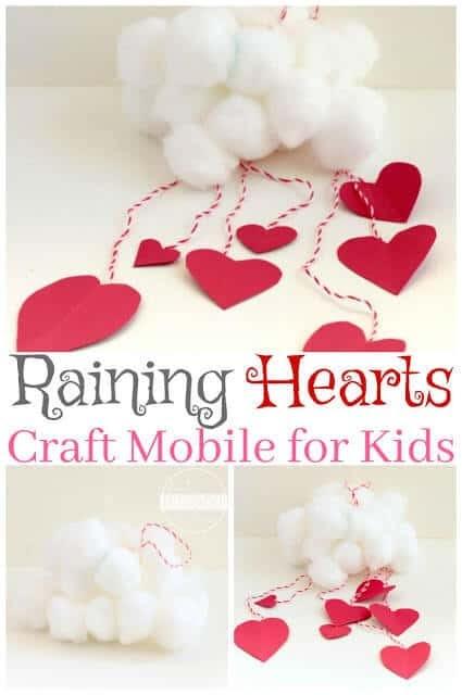 Raining Hearts Cloud