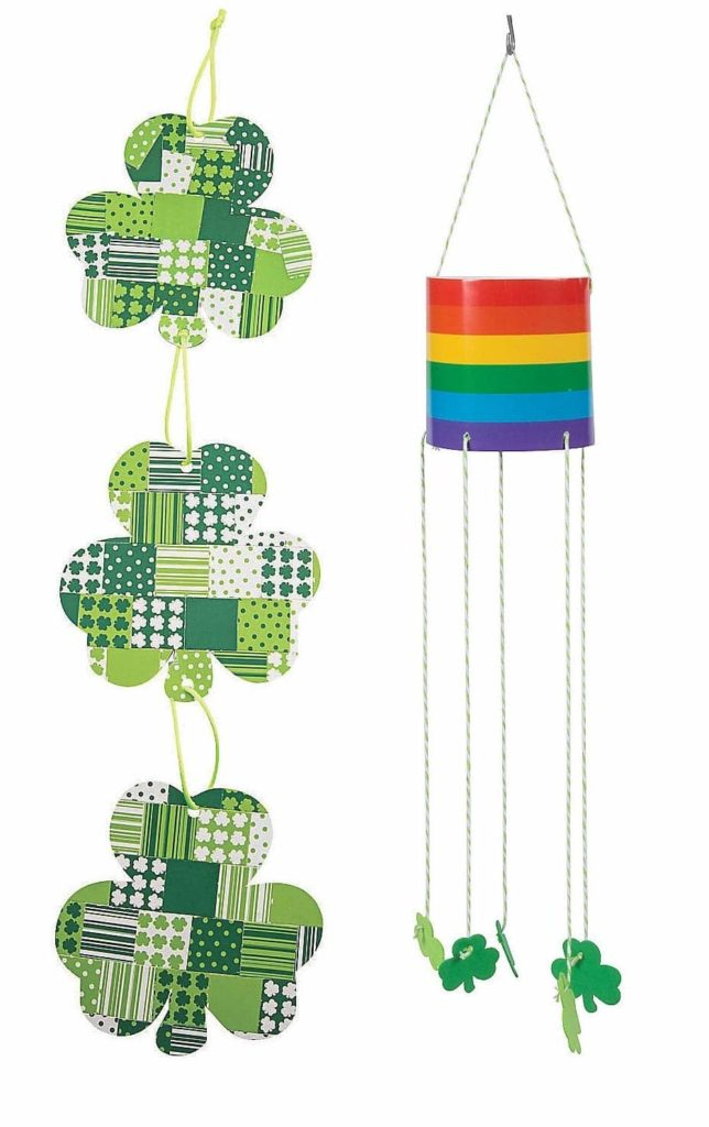 St. Patrick's Day Hanging Craft Kits