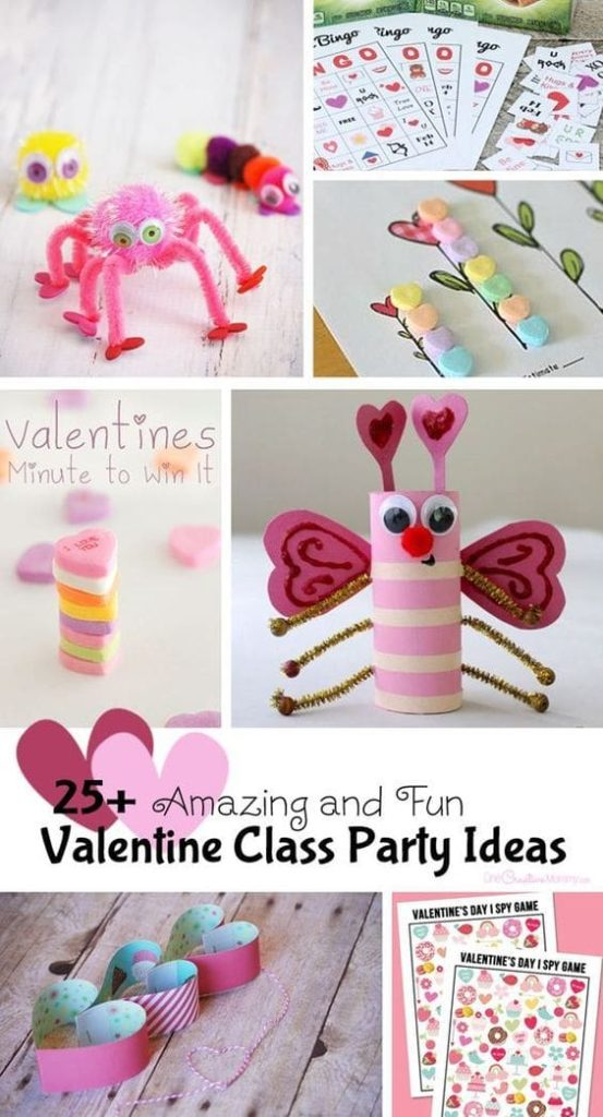 Valentine Class Party Ideas