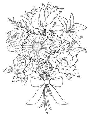 Valentine Coloring Pages for Adults 1