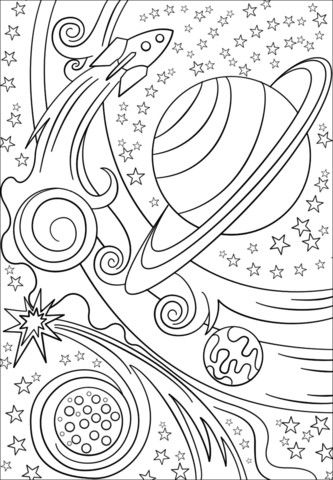 Valentine Coloring Pages for Adults 4