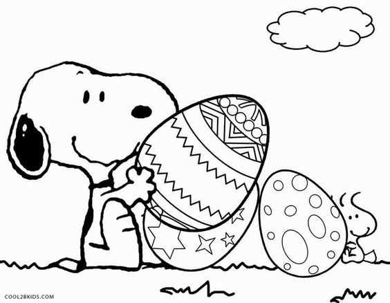 Valentine Coloring Pages for Spring and Easter 2
