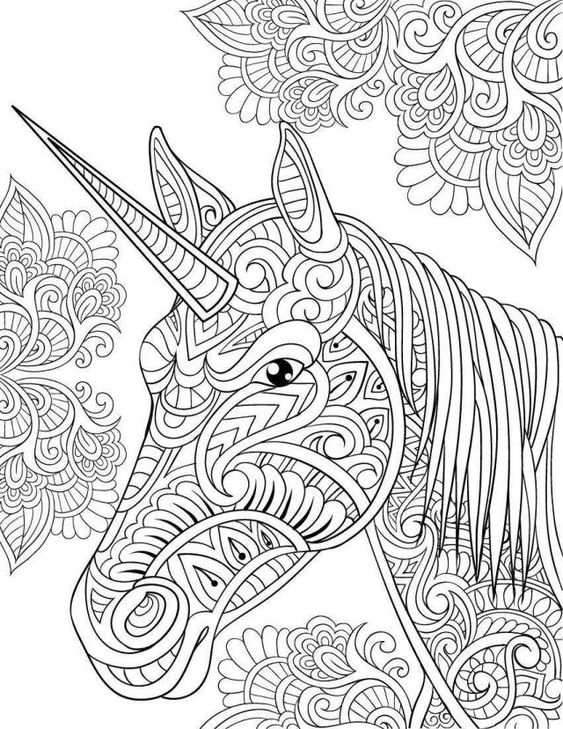Valentine Coloring Pages with Animals 2