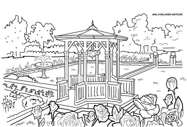 Valentine Coloring Pages with Locations 2