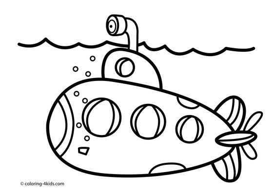 Valentine Coloring Pages with Transportations 3