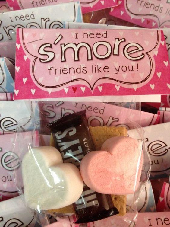 Valentine Sweet Snacks