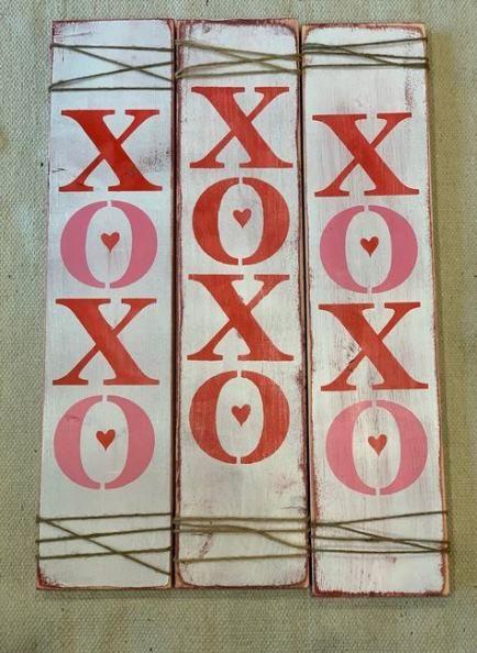 XOXO Pallet