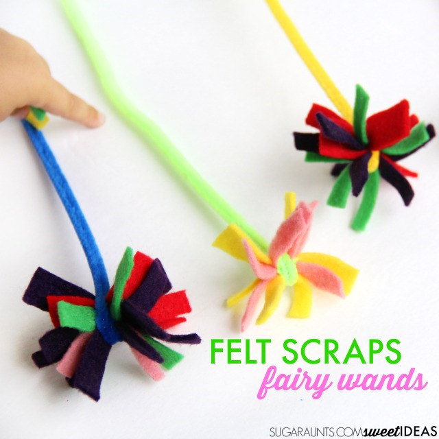 18 Things to Make With Felt Scraps