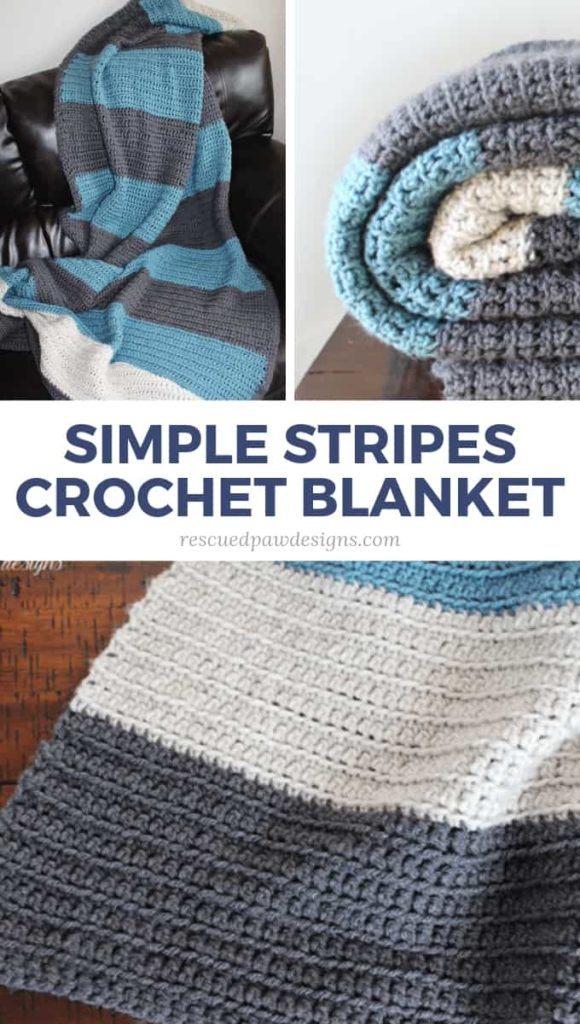 Beginner Blanket Crochet Pattern