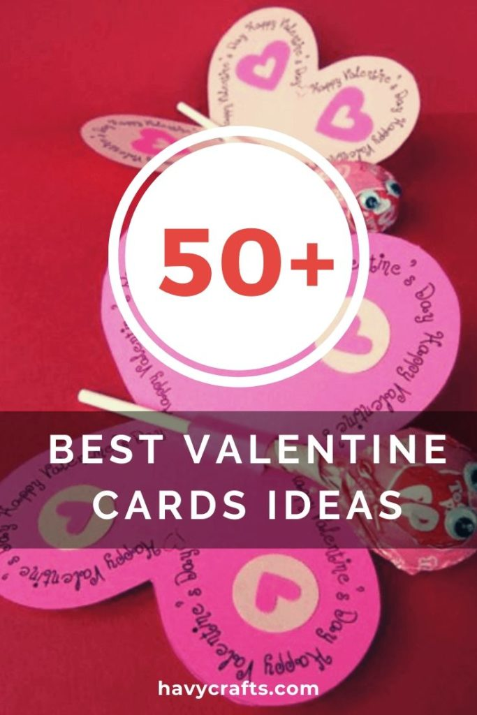 50 Best Valentine Cards Ideas