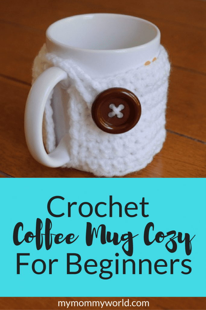 Crochet Coffee Mug Cozy