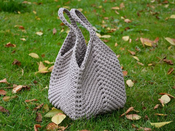 Easy Slouchy Bag Pattern