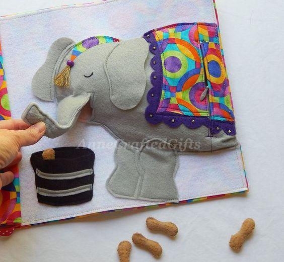 Elephant Feeding Activity