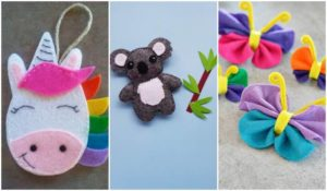 Felt Craft Projects for kid
