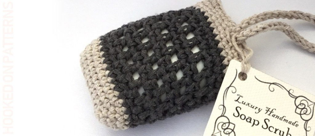 Free Crochet Pattern Soap Scrub