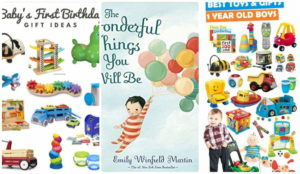 Gifts for 1-year-old children