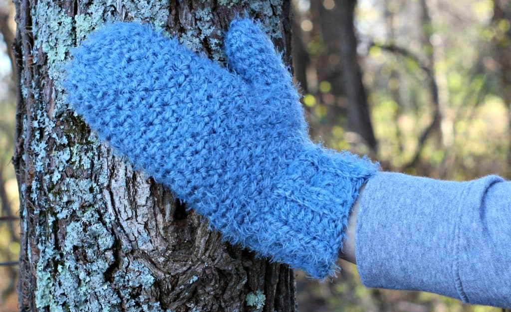 How to Crochet Hygge Mittens