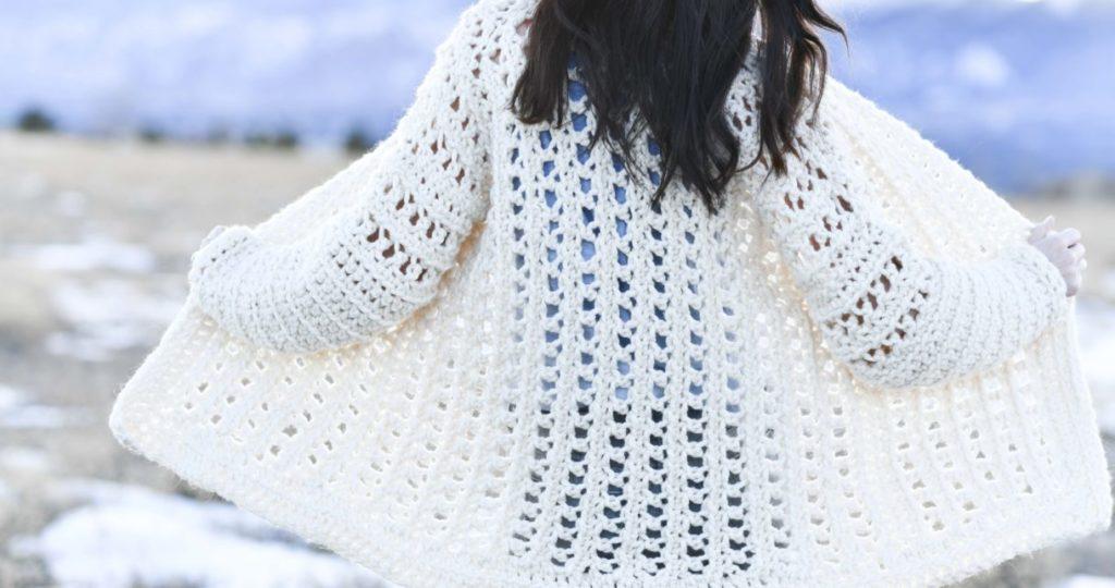 Beginner Knit Kimono Pattern