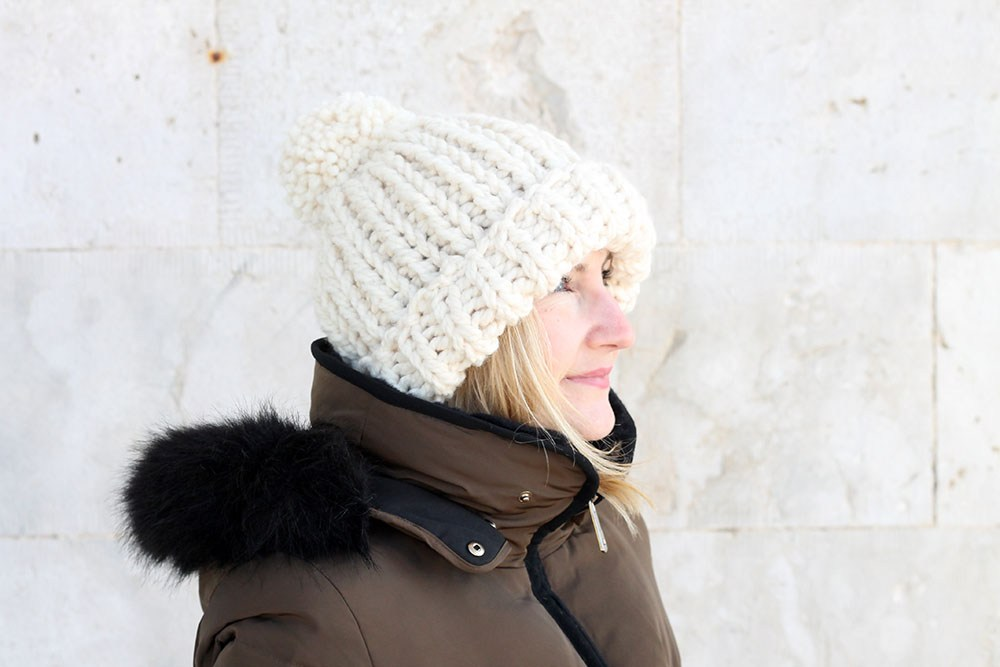 The Chloe Hat Knitting Pattern