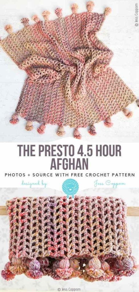 The Presto Afghan