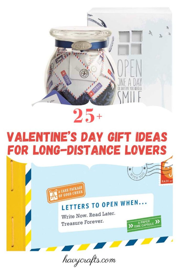 20 Valentine S Day Gift Ideas For Long Distance Lovers