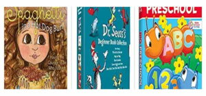Top 50 Good Books for 5-year-old Babies