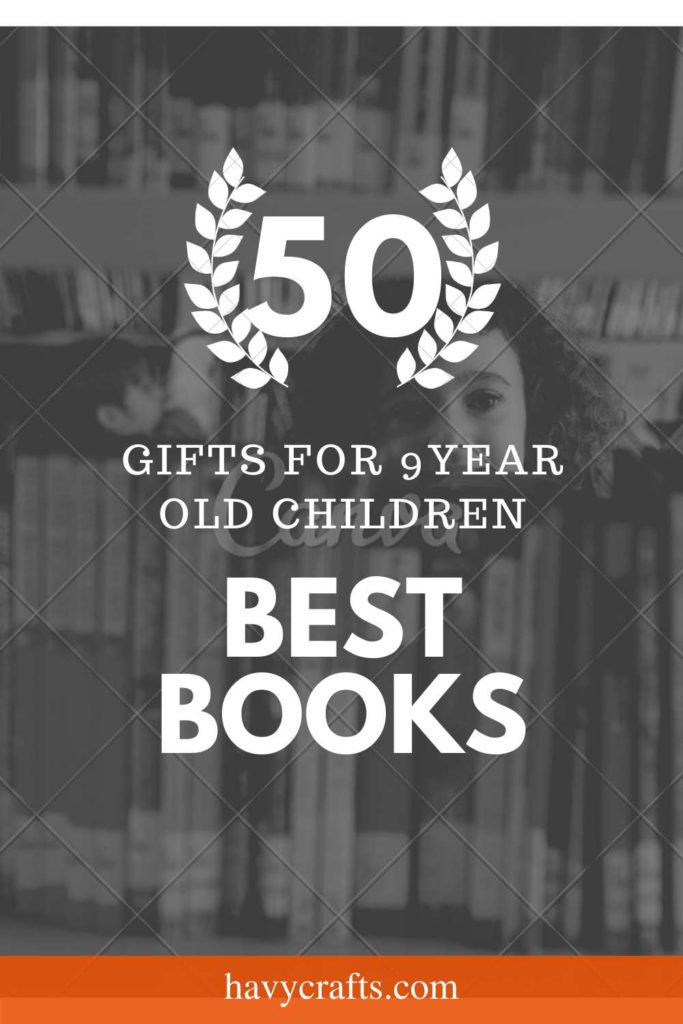Best Books  For 9-Year-Olds Kid
