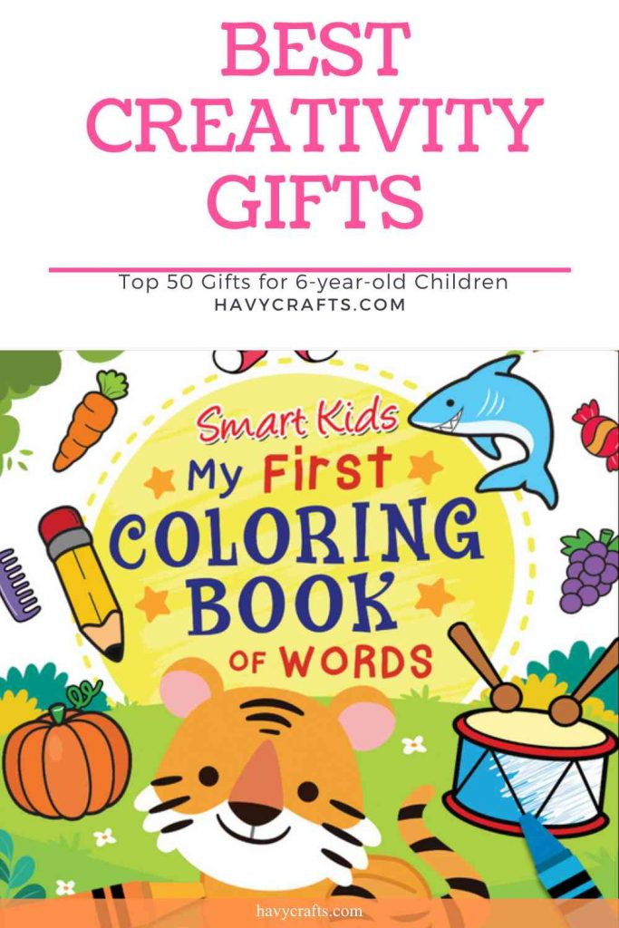 Best creativity gifts for kids