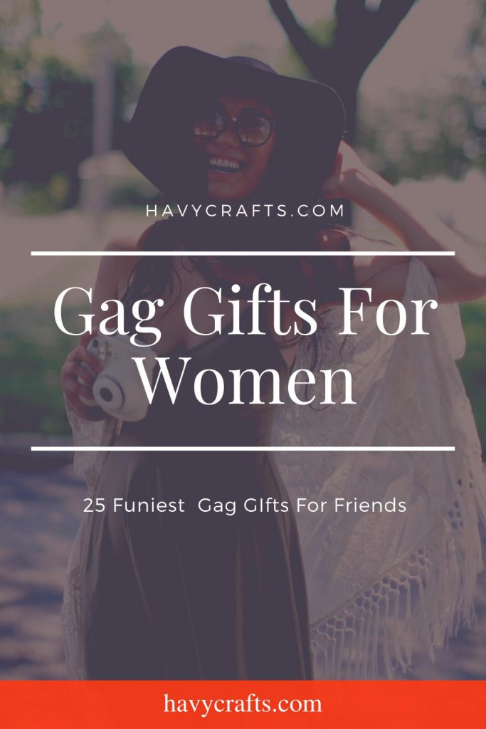 Gag gifts for women
