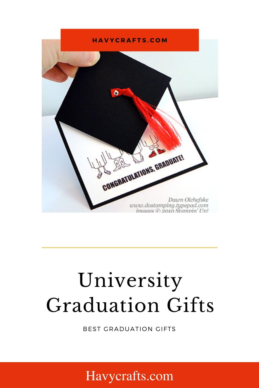University Graduation Gifts