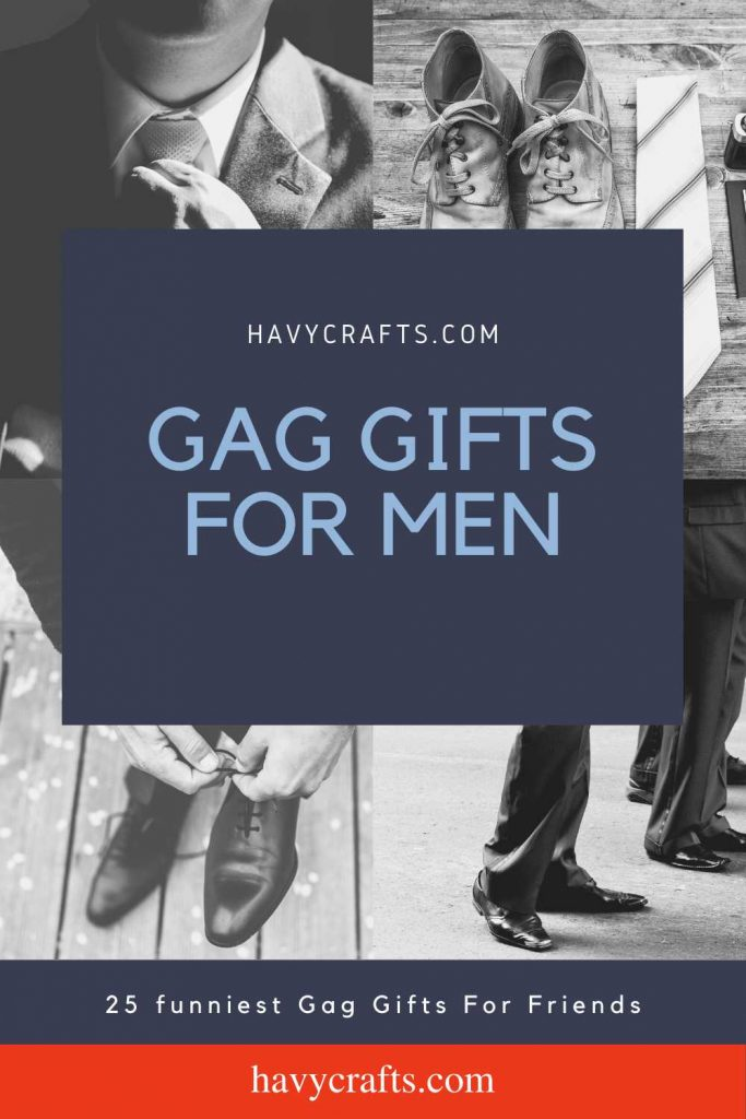 Gag gifts for men