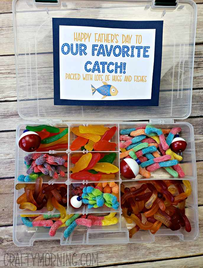 Tackle Box - Gift Ideas for Father's Day