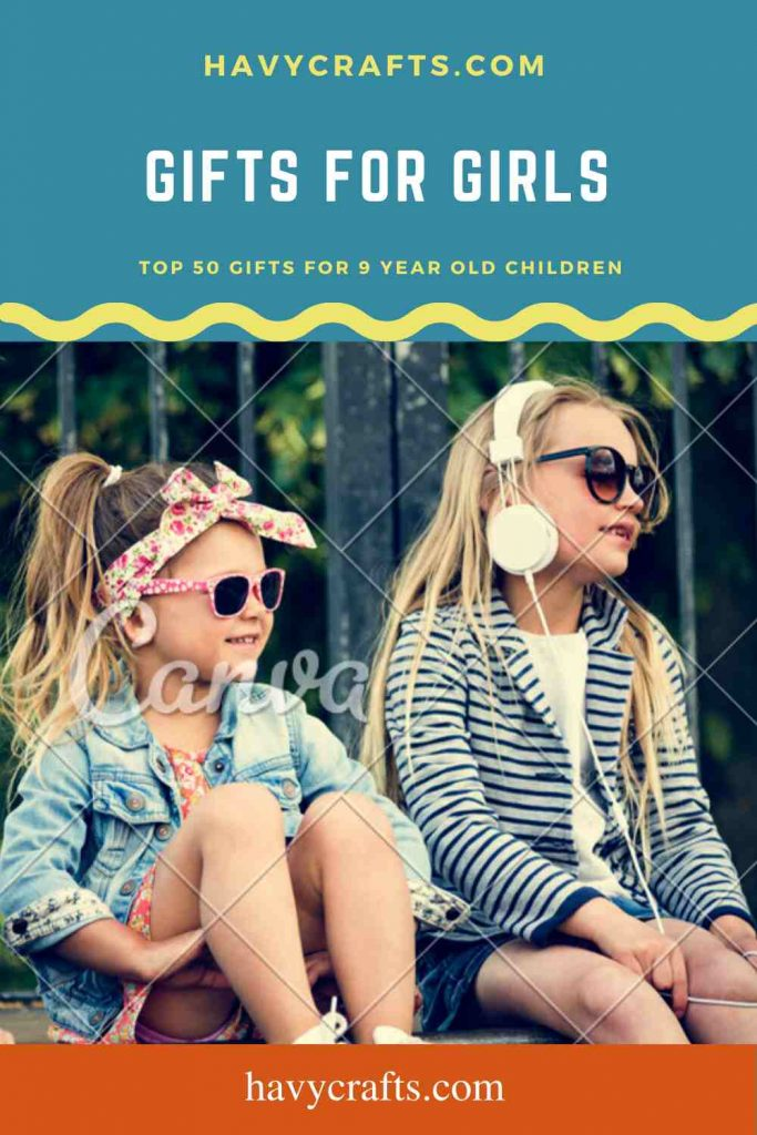 Gifts for 9-year-old Girls