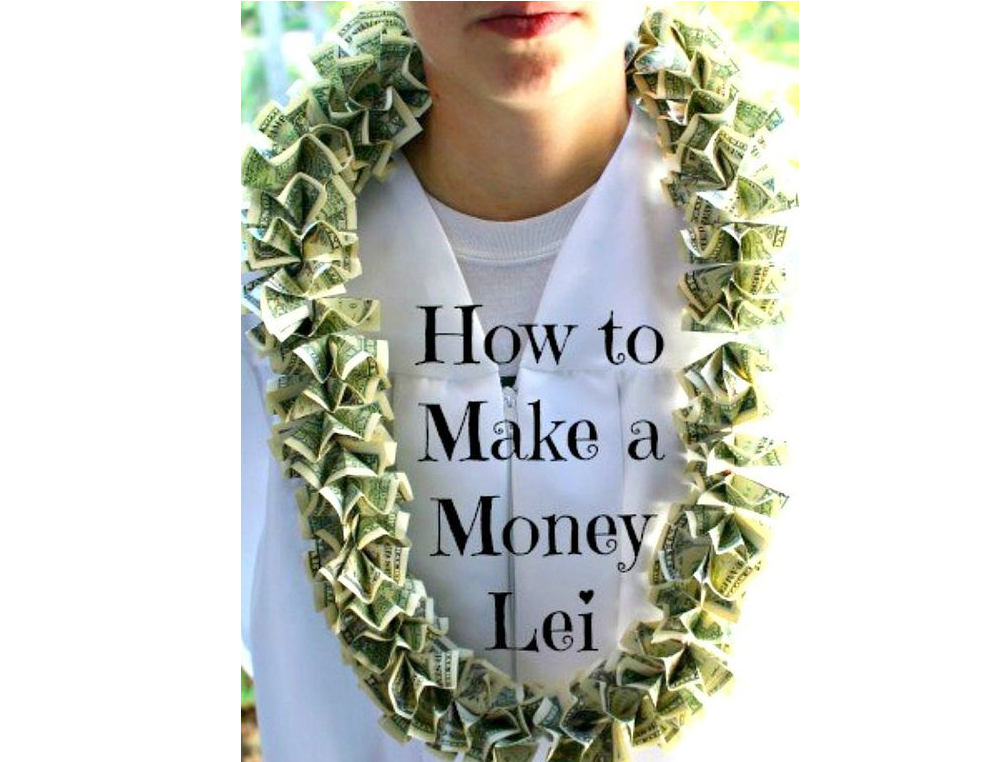 Money Leis DIY