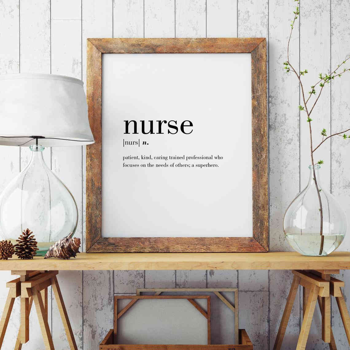 heartfelt definition of nurses