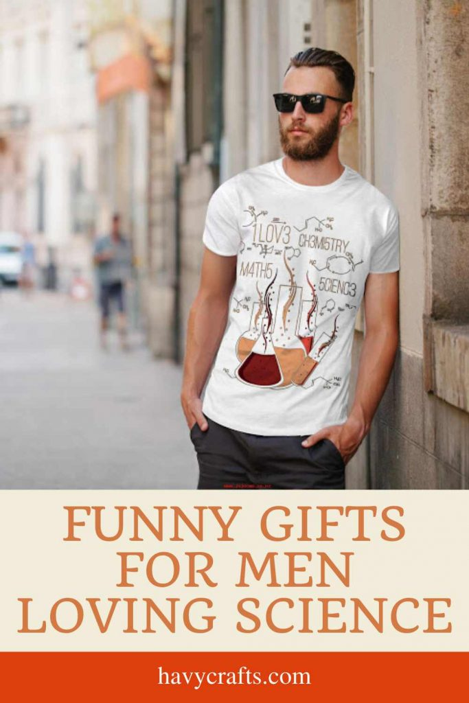 Gifts for men loving science